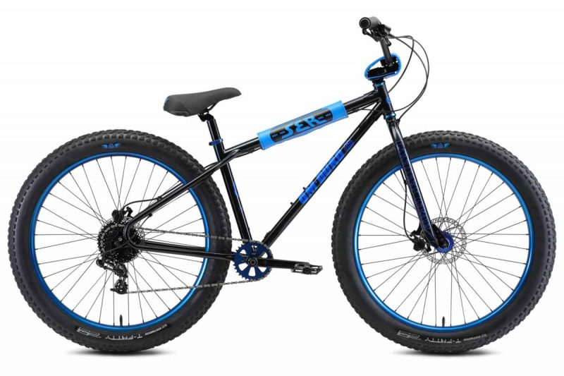 SE Bikes OM-Duro, side