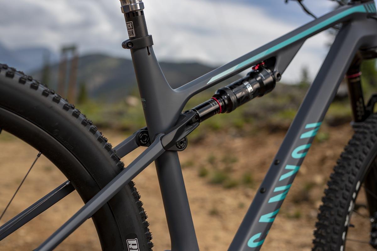 rockshox rear suspension