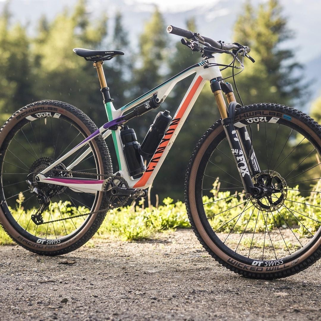 Canyon EB-Edition Lux Trail