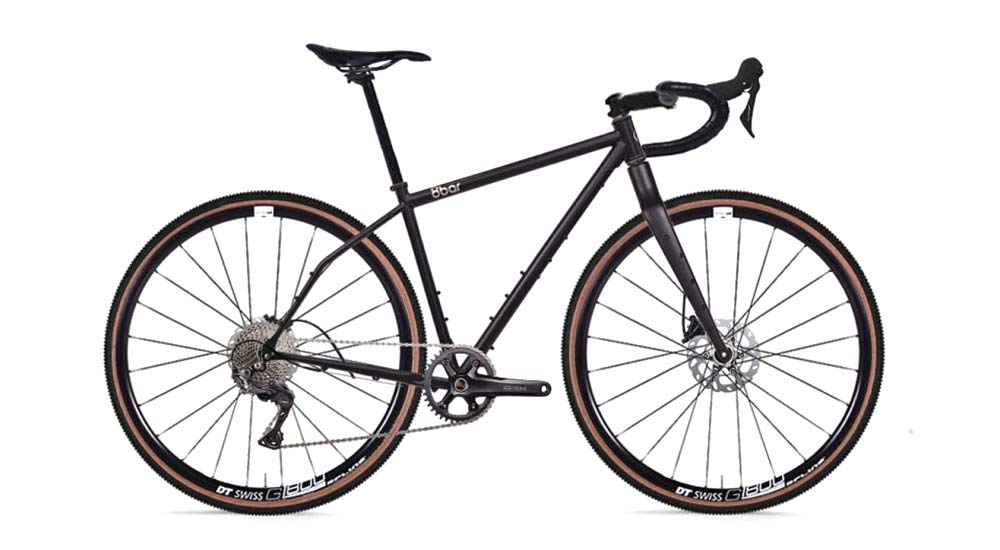 8bar Tflsberg steel off-road adventure bikepacking mountain bike, drop bar build