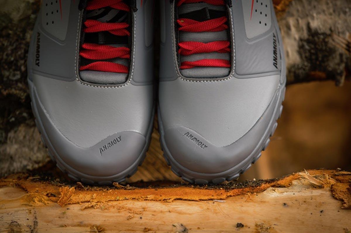 anamoly mtb shoes lace closure