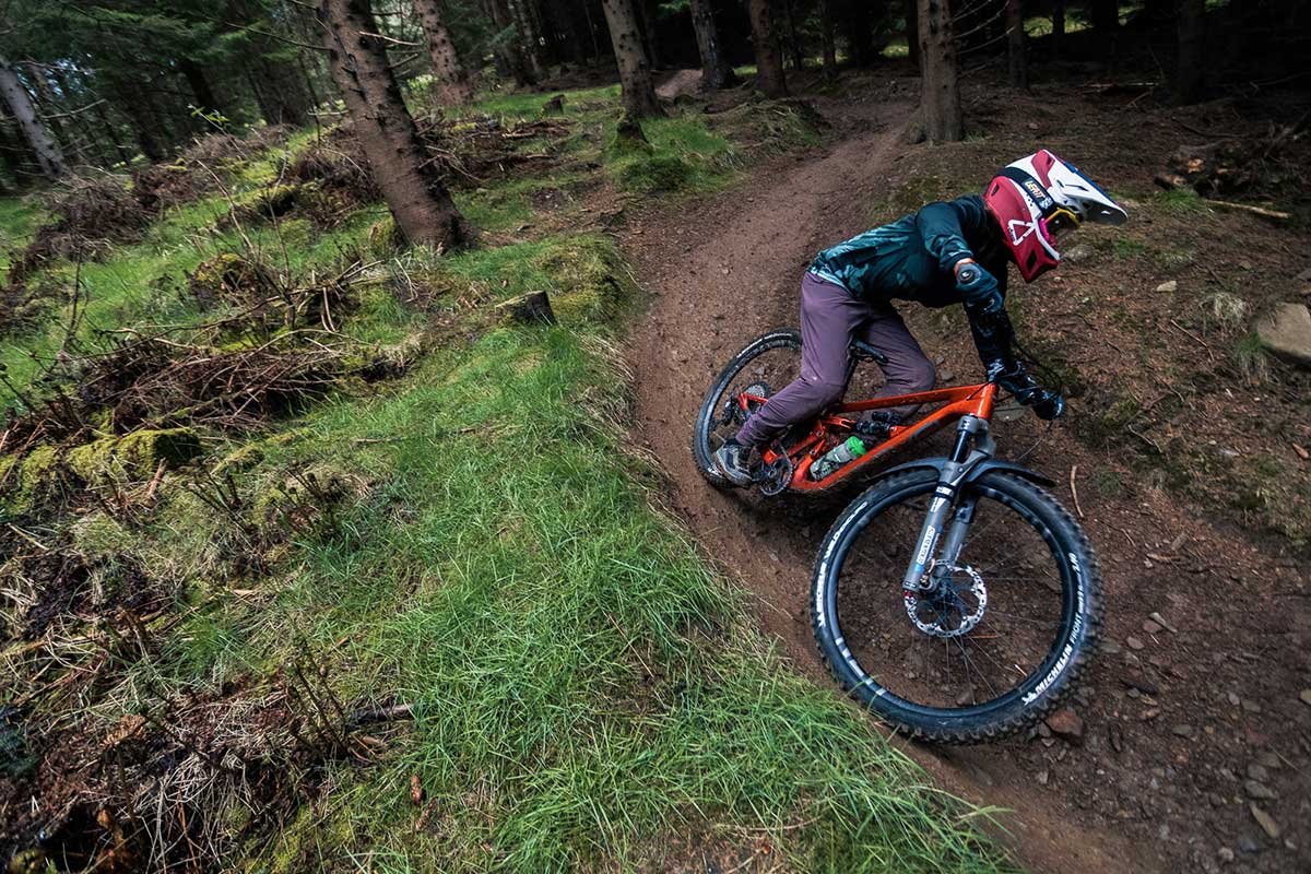michelin wild enduro rear review testing wet conditions
