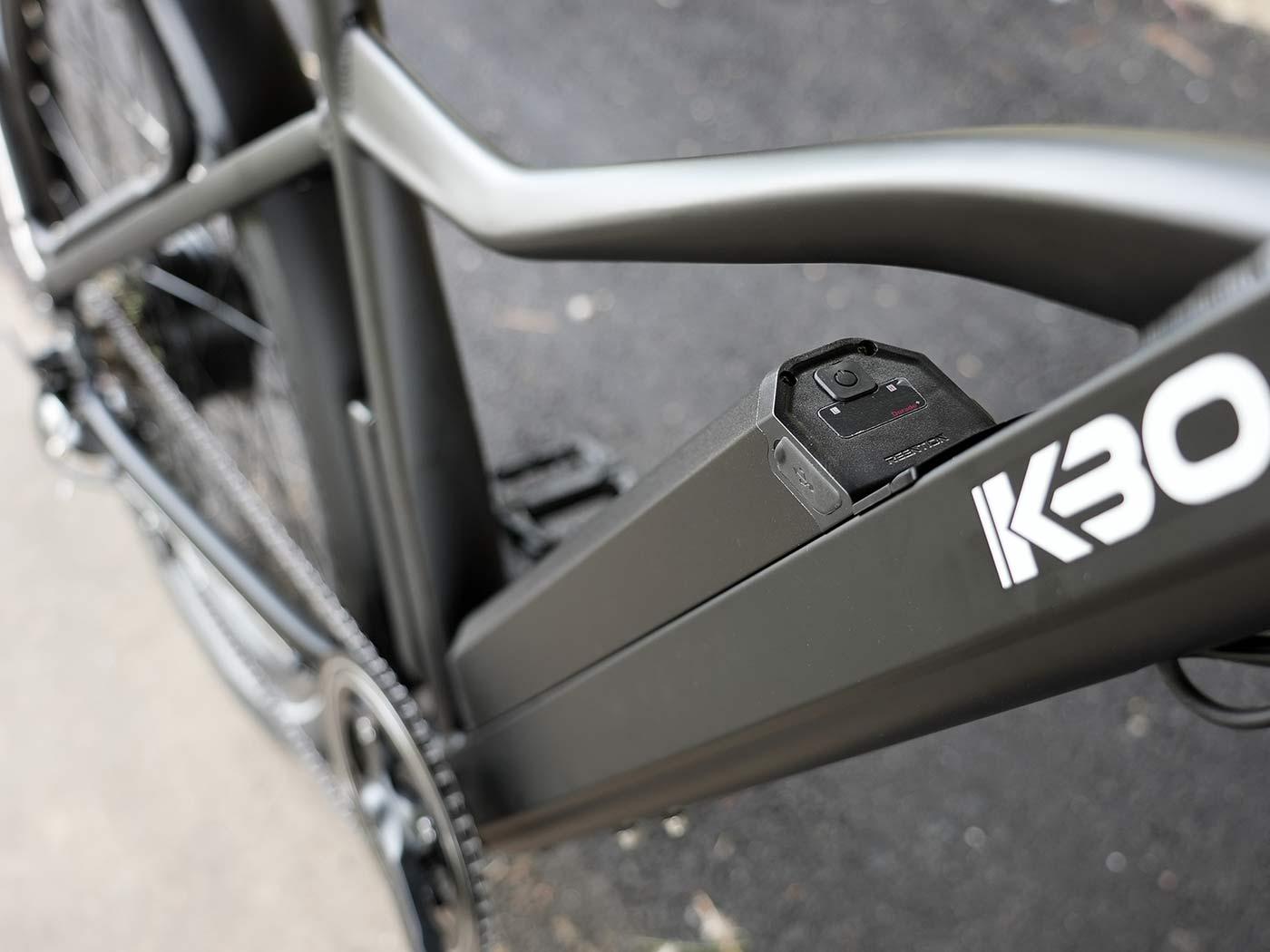 kbo breeze commuter e-bike battery