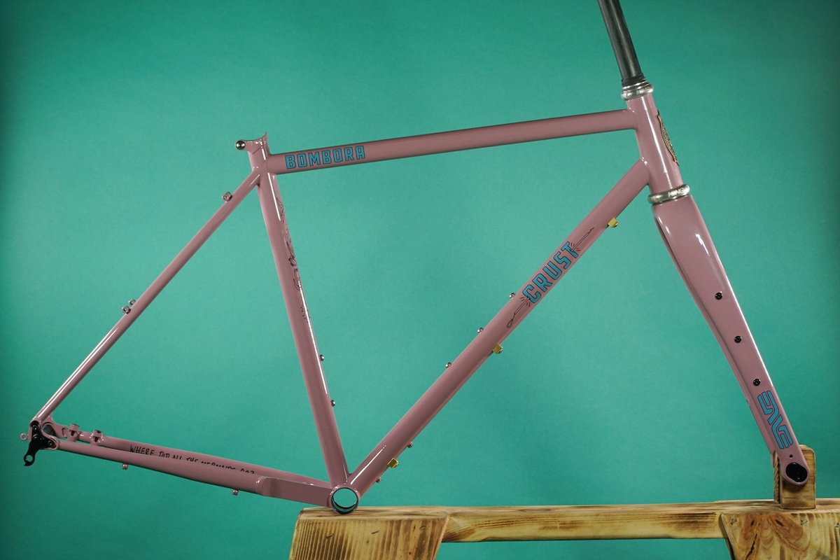 Crust bombora frame