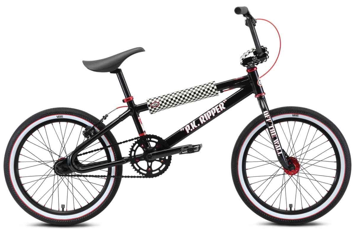 SE Bikes Vans PK Ripper, side
