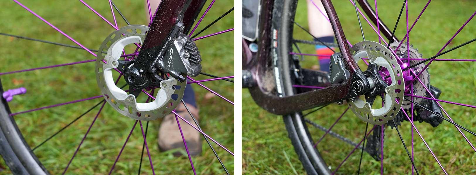 industry nine hubs and wheels on gordon wadsworth's pivot vault gravel race bike