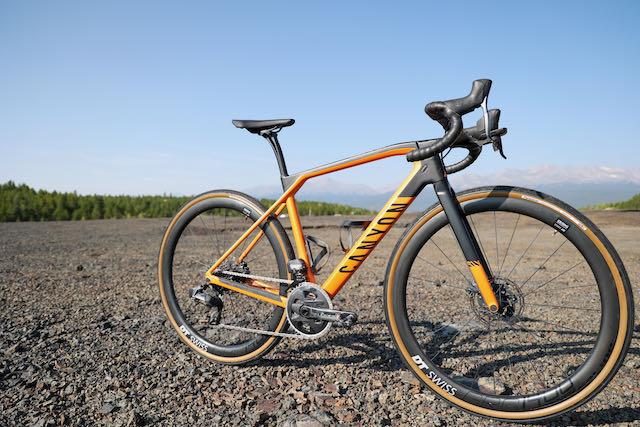 SBT Gravel King Pro bike Side