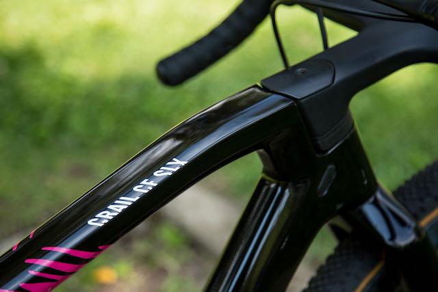 SBT GRVL cromwell Pro bike check stem