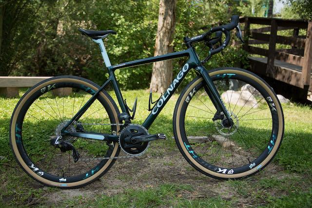 SBT GRVL DeCrescenzo bike name full bike
