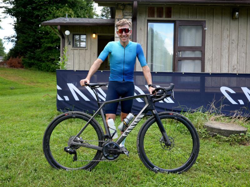 jeremiah bishop gravel race bike pro bike check
