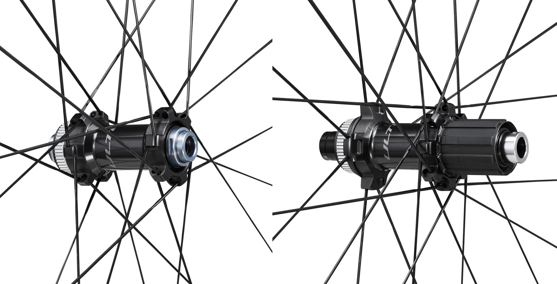 Shimano Ultegra wheel hubs