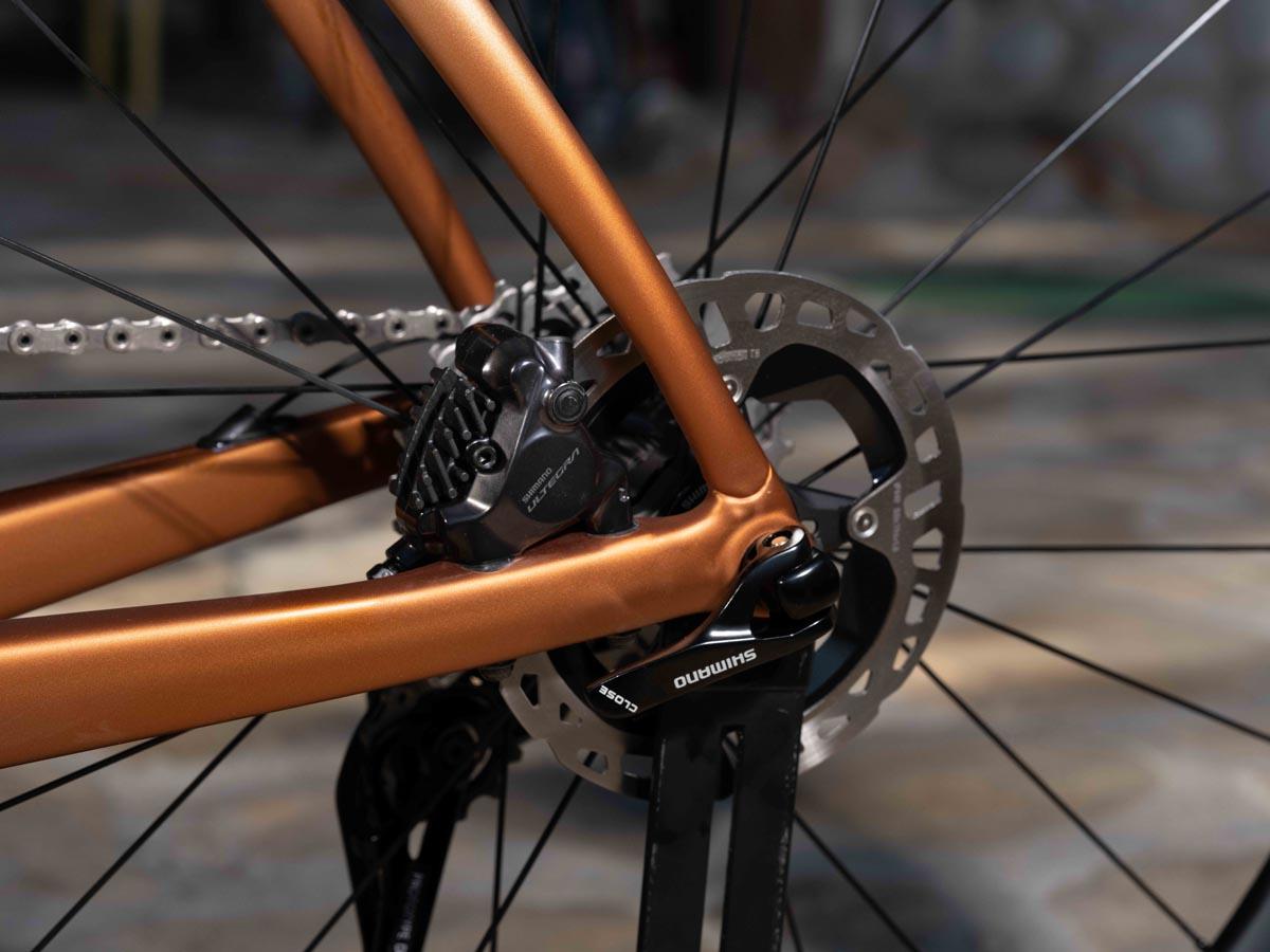Shimano disc brake ultegra