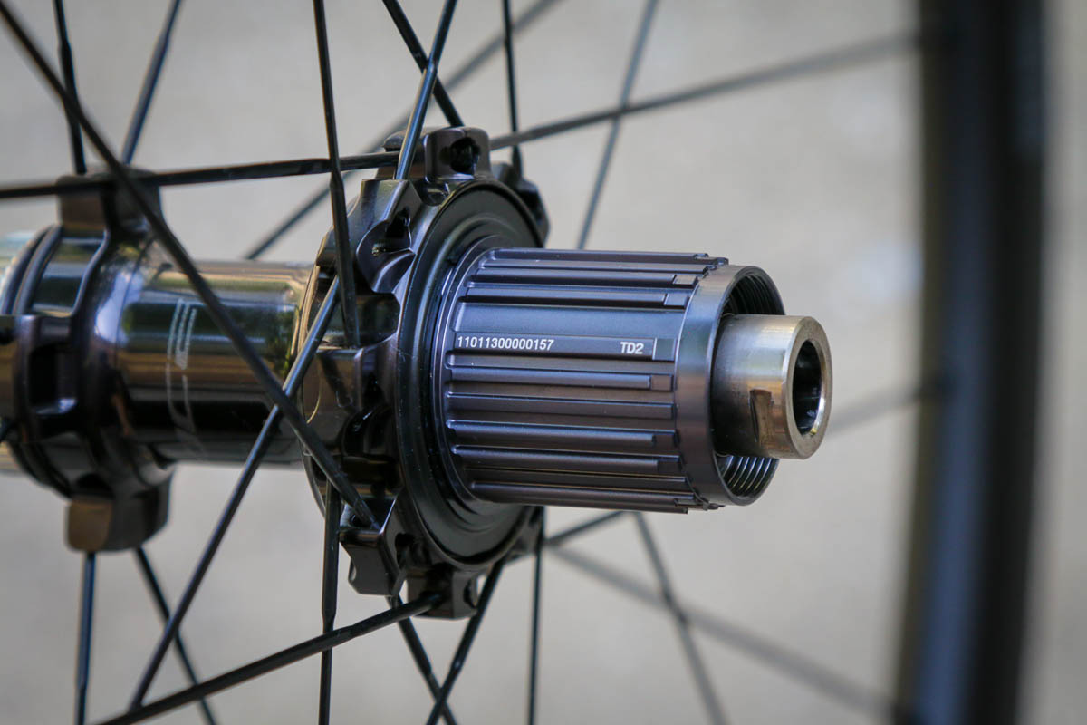 shimano 12 speed specific freehub