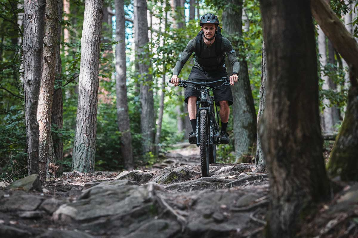 fox awl emtb fork riding roots