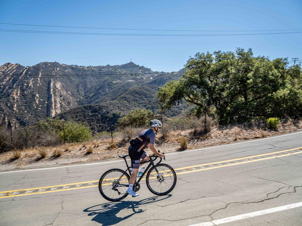 Dura-Ace 9200 riding in California on Specialized Aethos