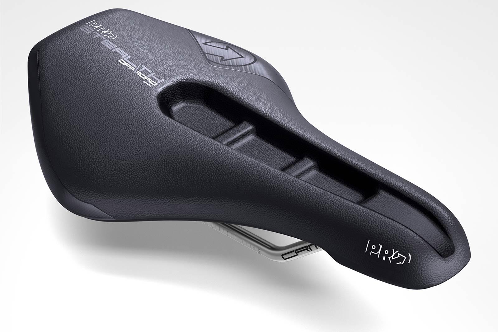 pro stealth off-road sport gravel mtb saddle