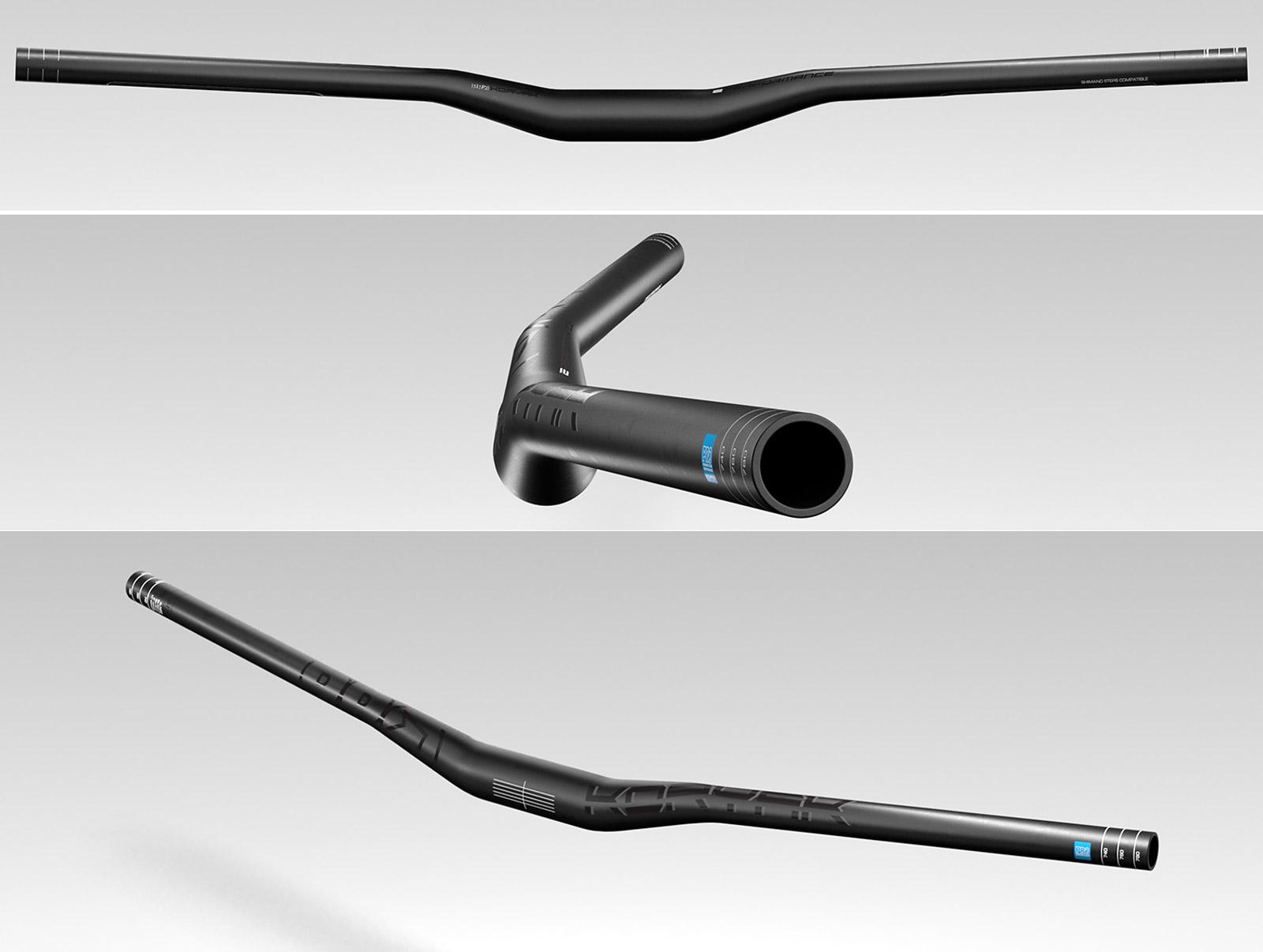 pro korya e-performance carbon alloy emtb handlebars