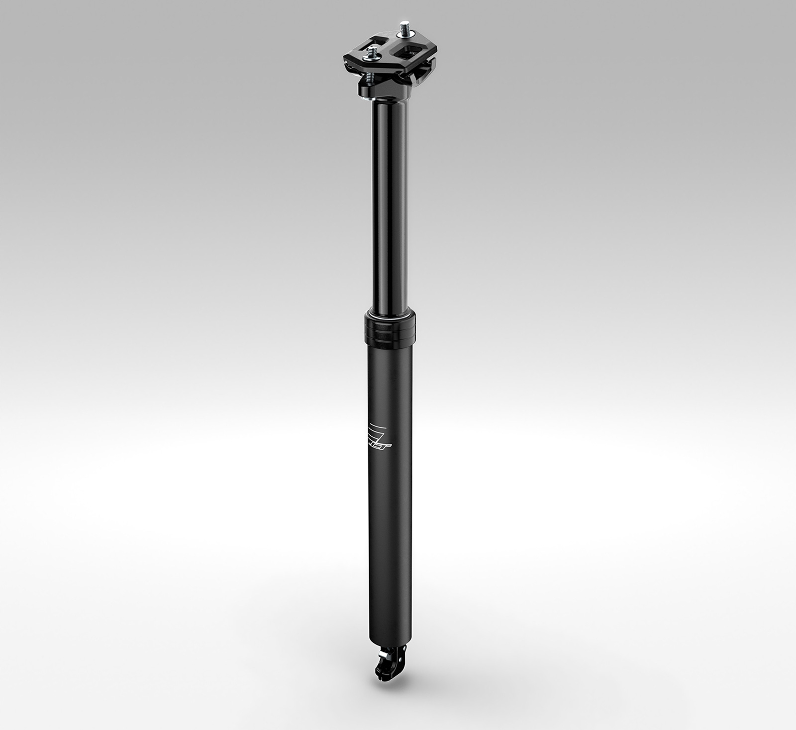 shimano pro lt level dropper seatpost internal cable routing