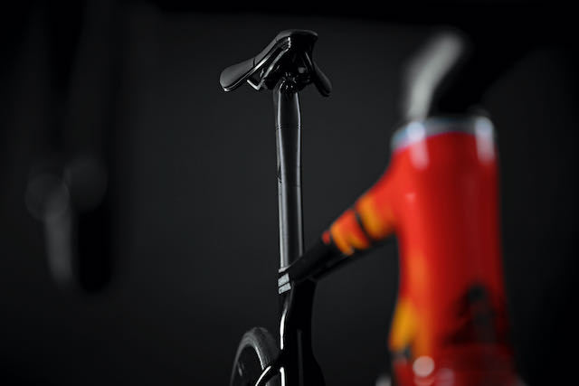 Meridas 2022 Scultura Team seatpost
