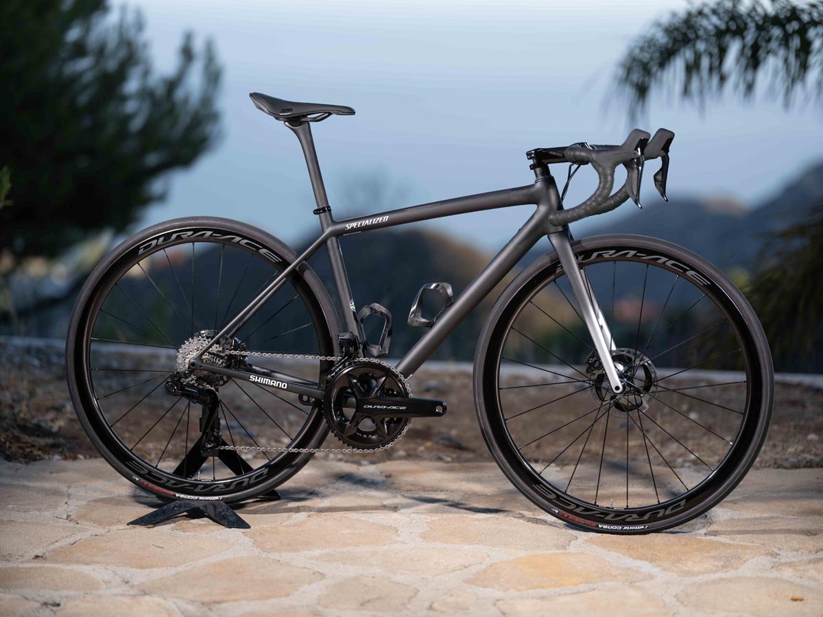 Specialized Aethos with Shimano Dura Ace 9200