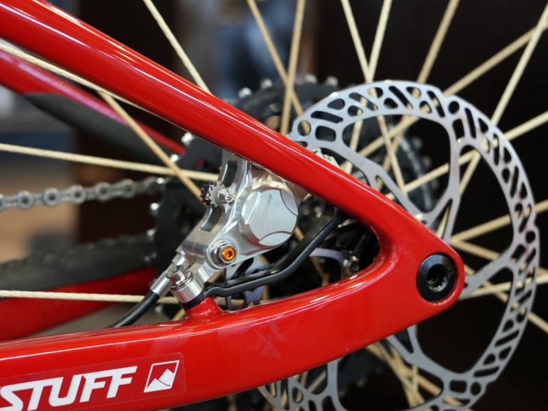 trickstuff c22 2-piston brake caliper for road and gravel bikes updated for 2021