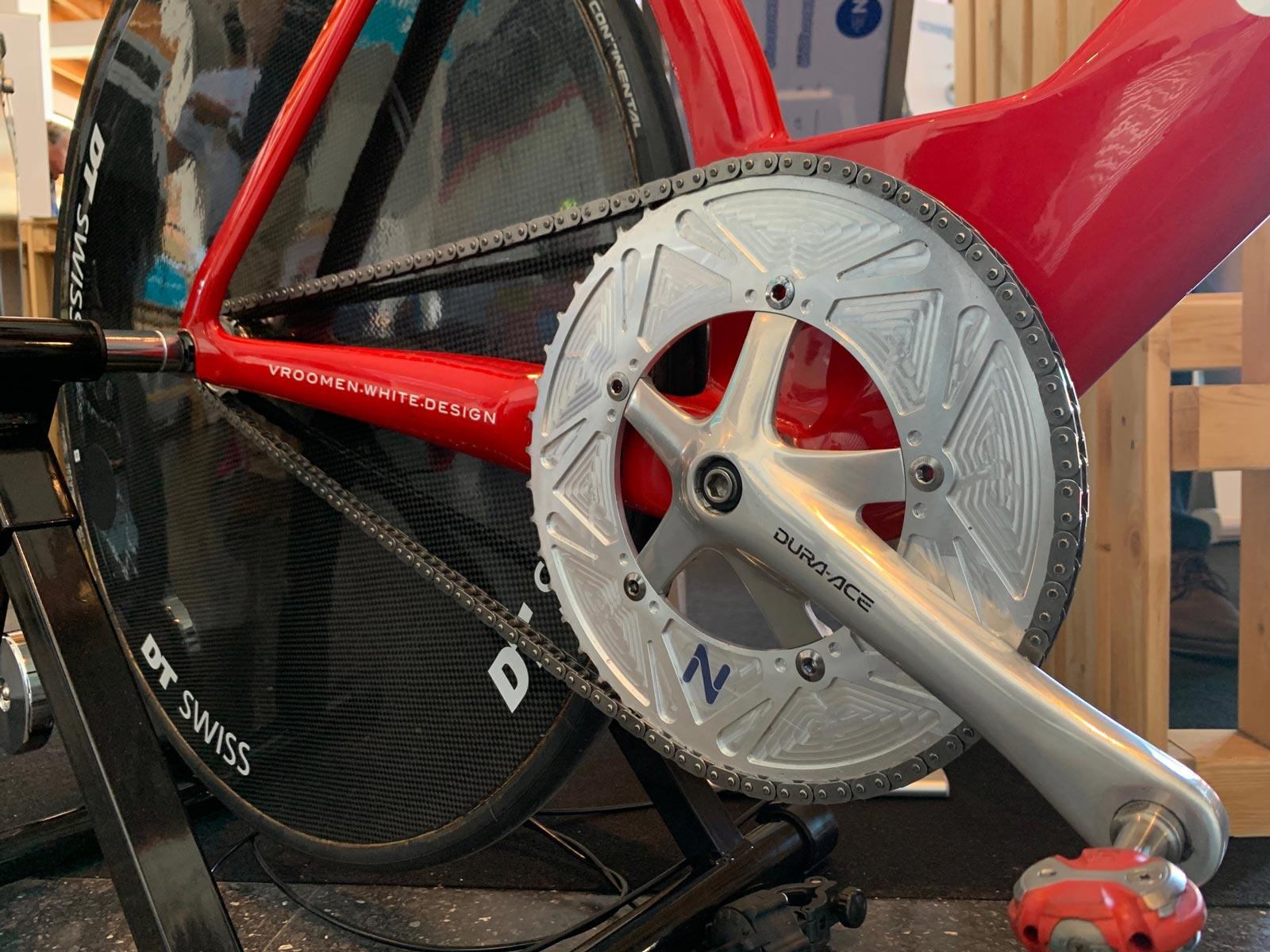 enduo evolve track eurobike 2021