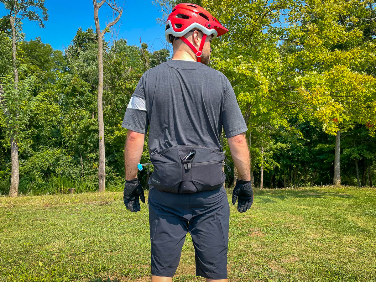 Bontrager Rapid Pack Hydro fit