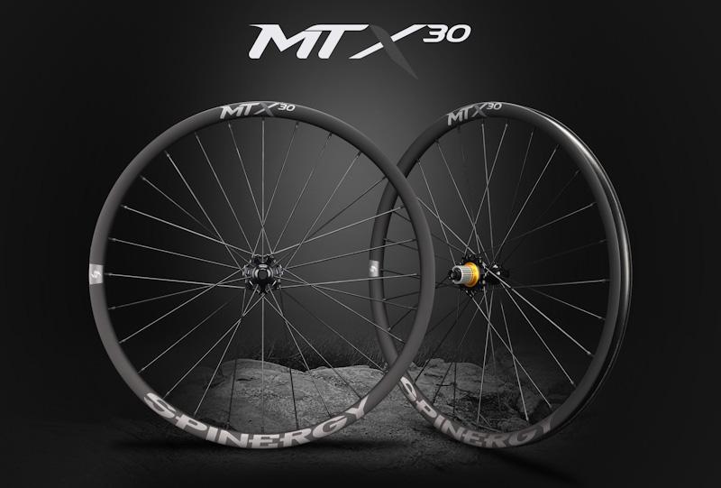 Spinergy MTX 30 wheelset