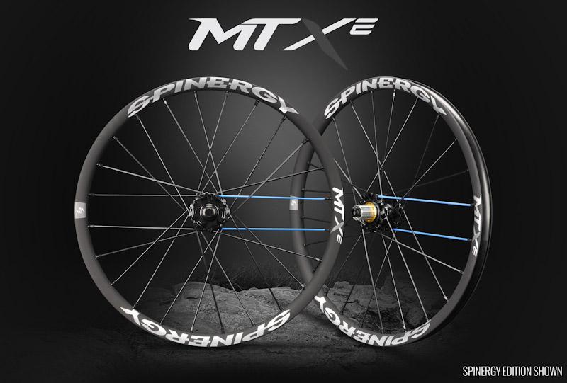Spinergy MTXe wheelset