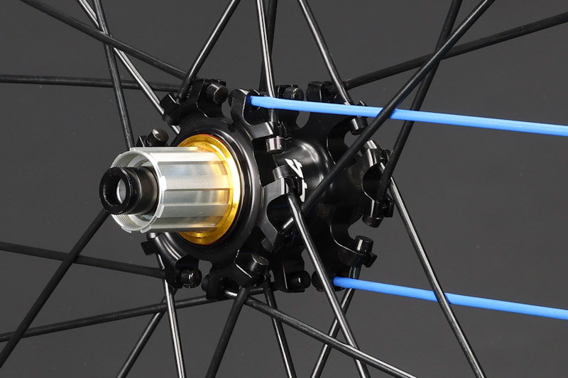 Spinergy MTX wheels, 44 series MOTO hub