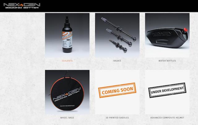 Nex-Gen Ultra Sealant bottle site