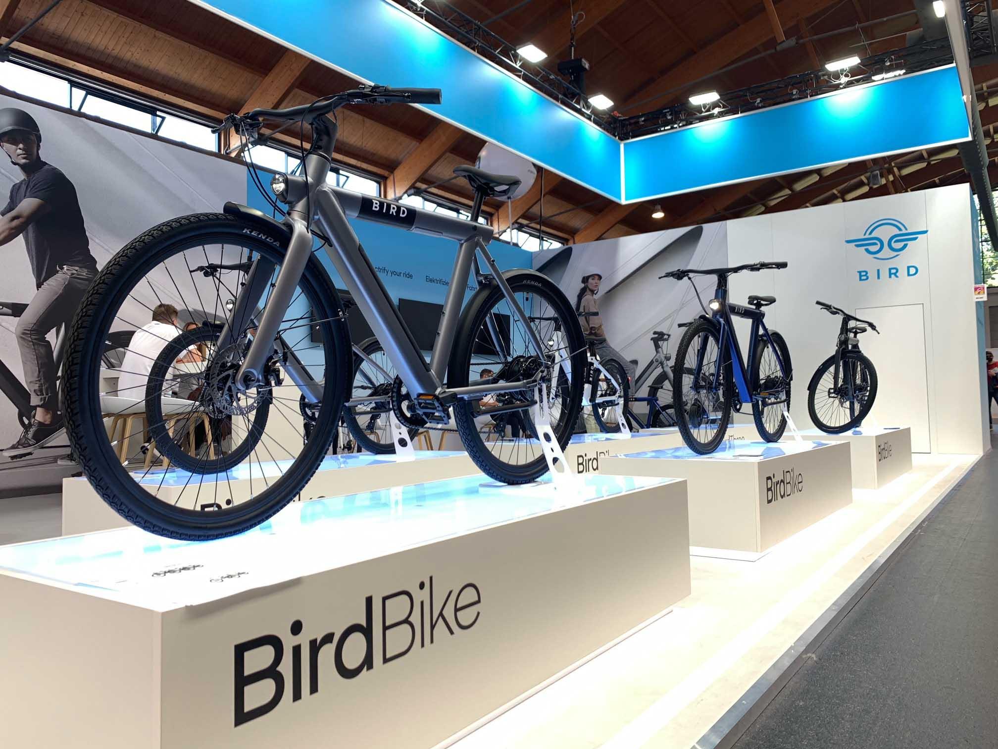 BirdBike at eurobike