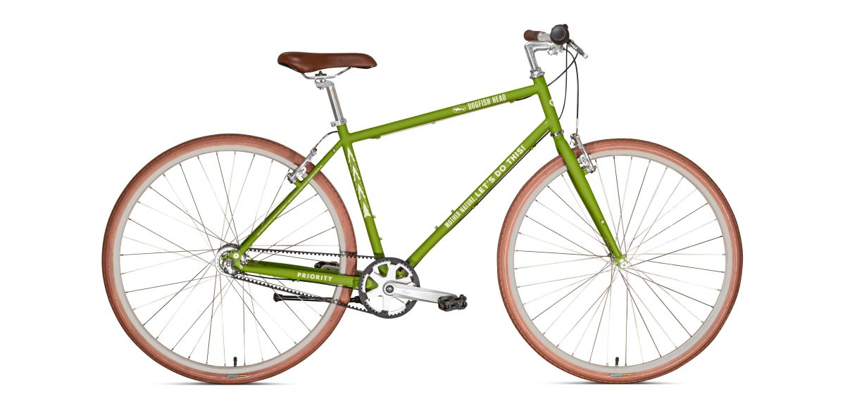 dogfish head priority bicycles weekend