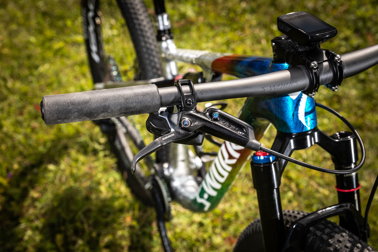 Specialized World Champion limited edition Epic SRAM Ultimate