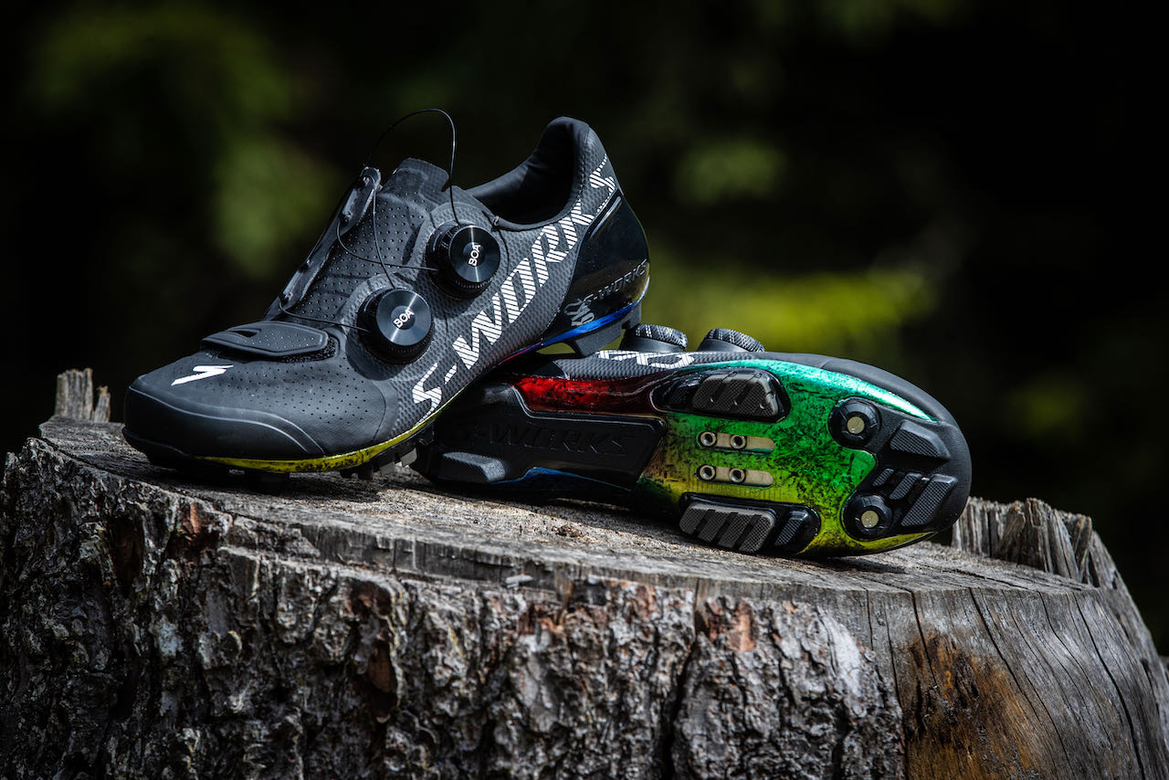 Specialized World Champion limited edition recon shoes