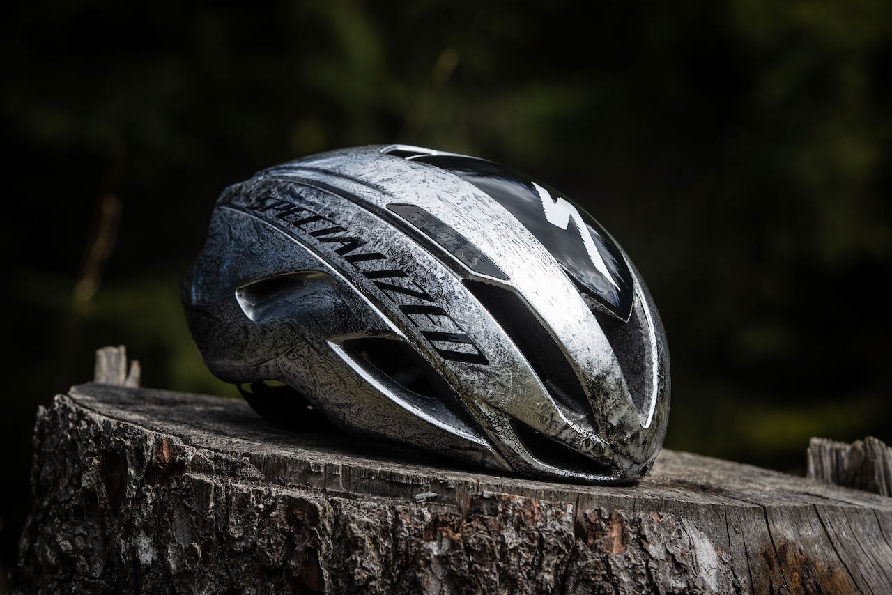 Specialized World Champion limited edition evade