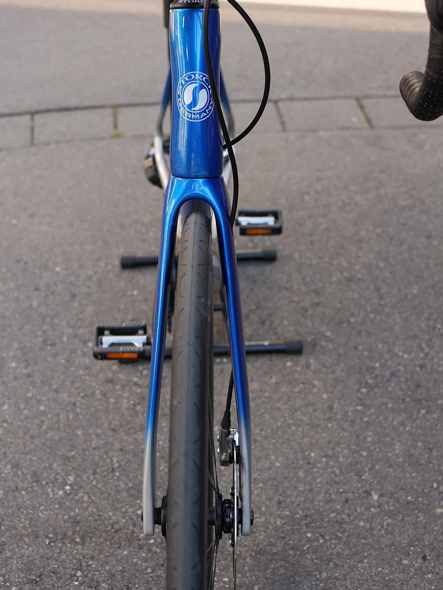 2022 storck fascenario aero road bike with new fork