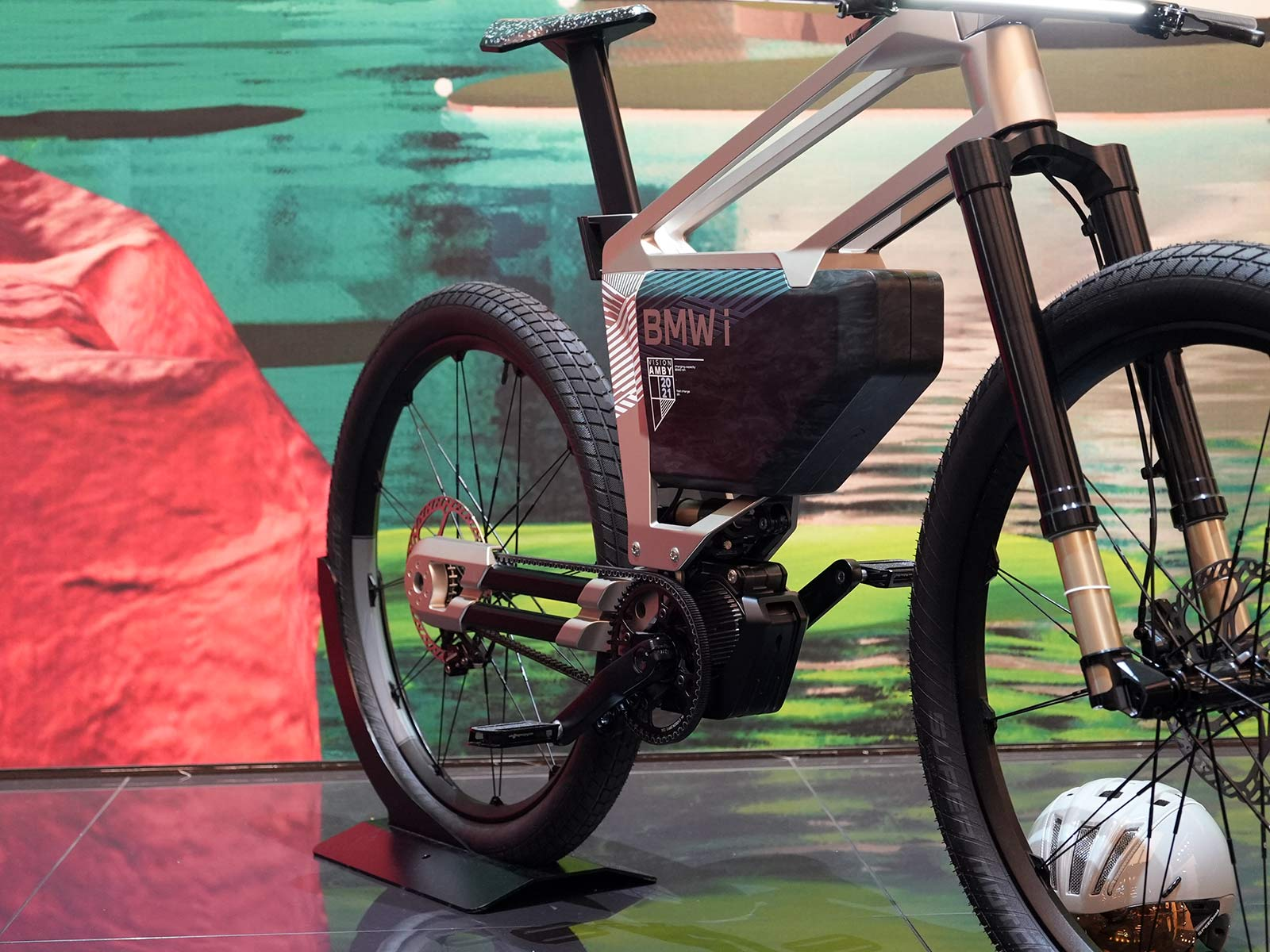 bmw concept bike from iaa mobility show