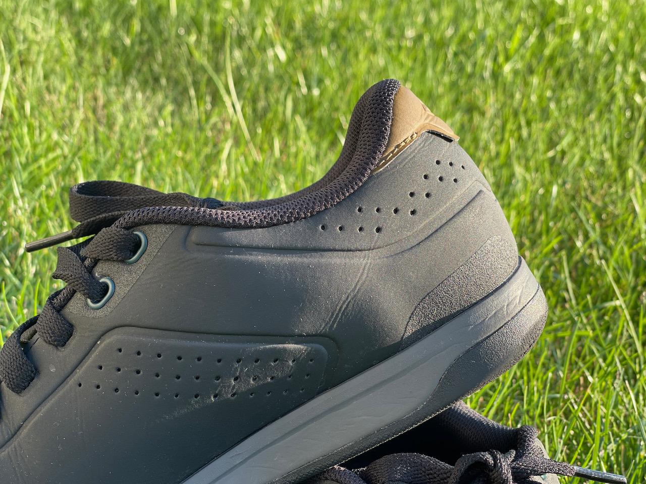 Giro Latch MTB shoes inner detail