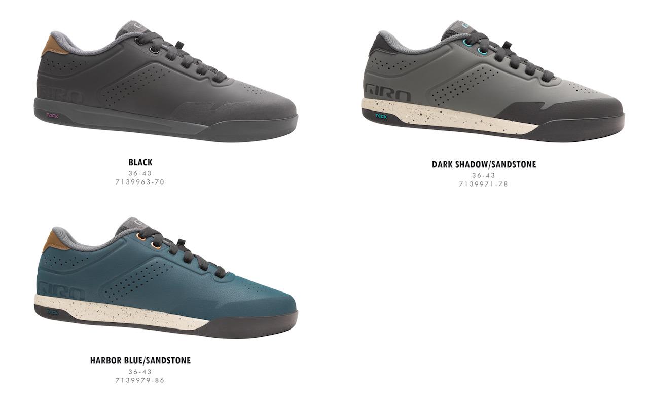 Giro Latch W MTB shoes full offering