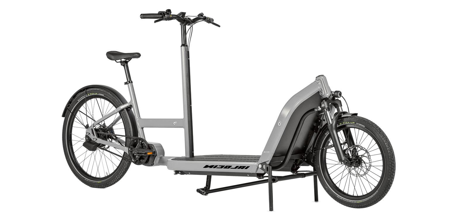 nicolai nc-1 ecargo bike