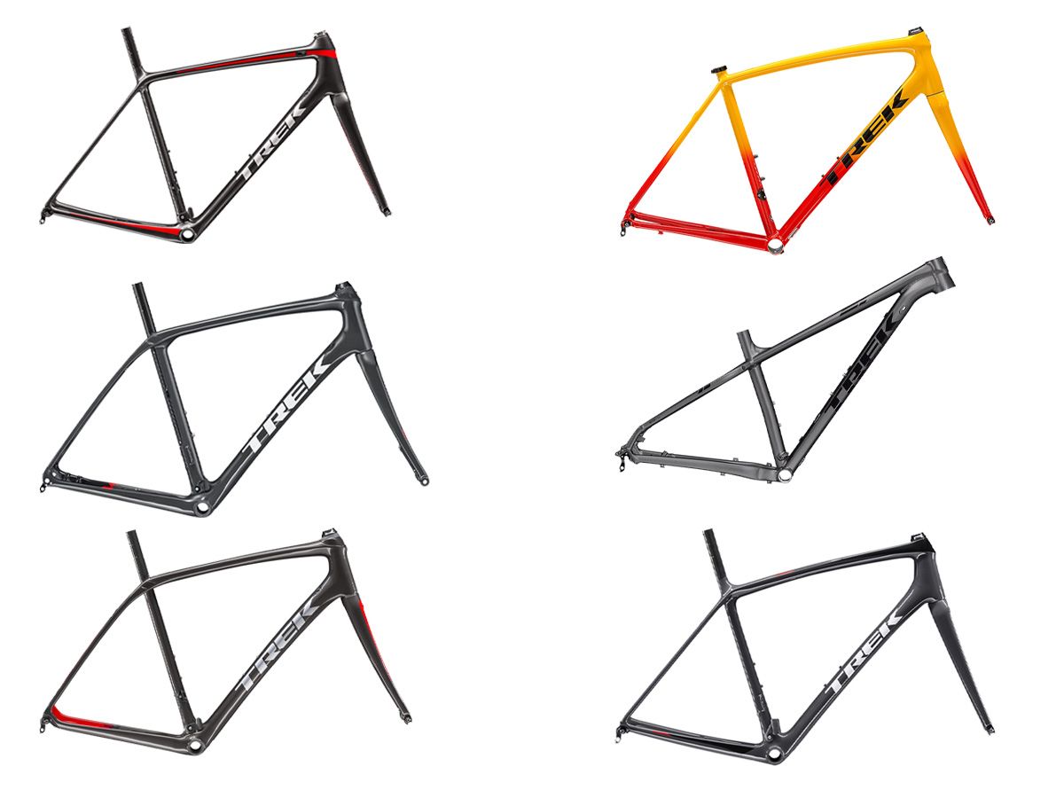 Trek Bicycles Bike Composite