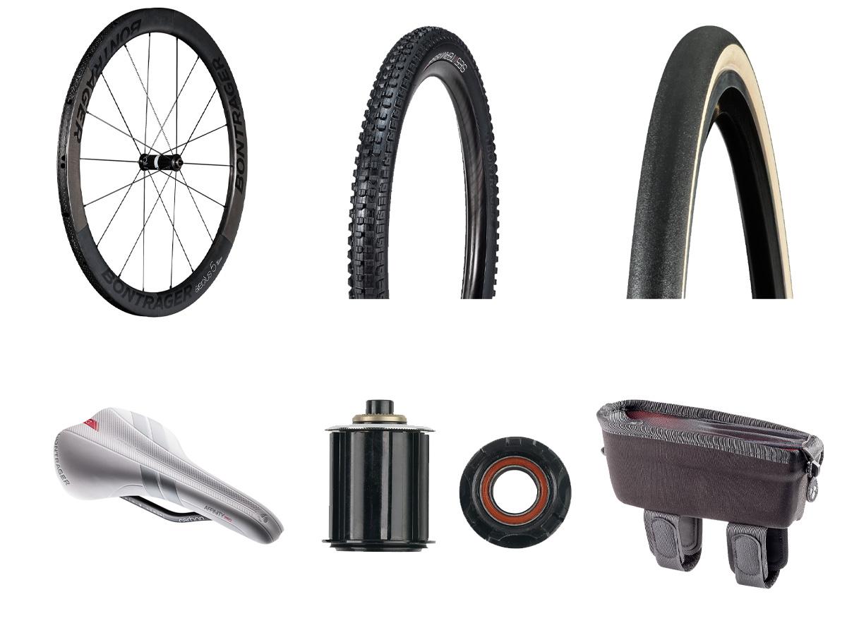 Trek Bicycles Gear Composite