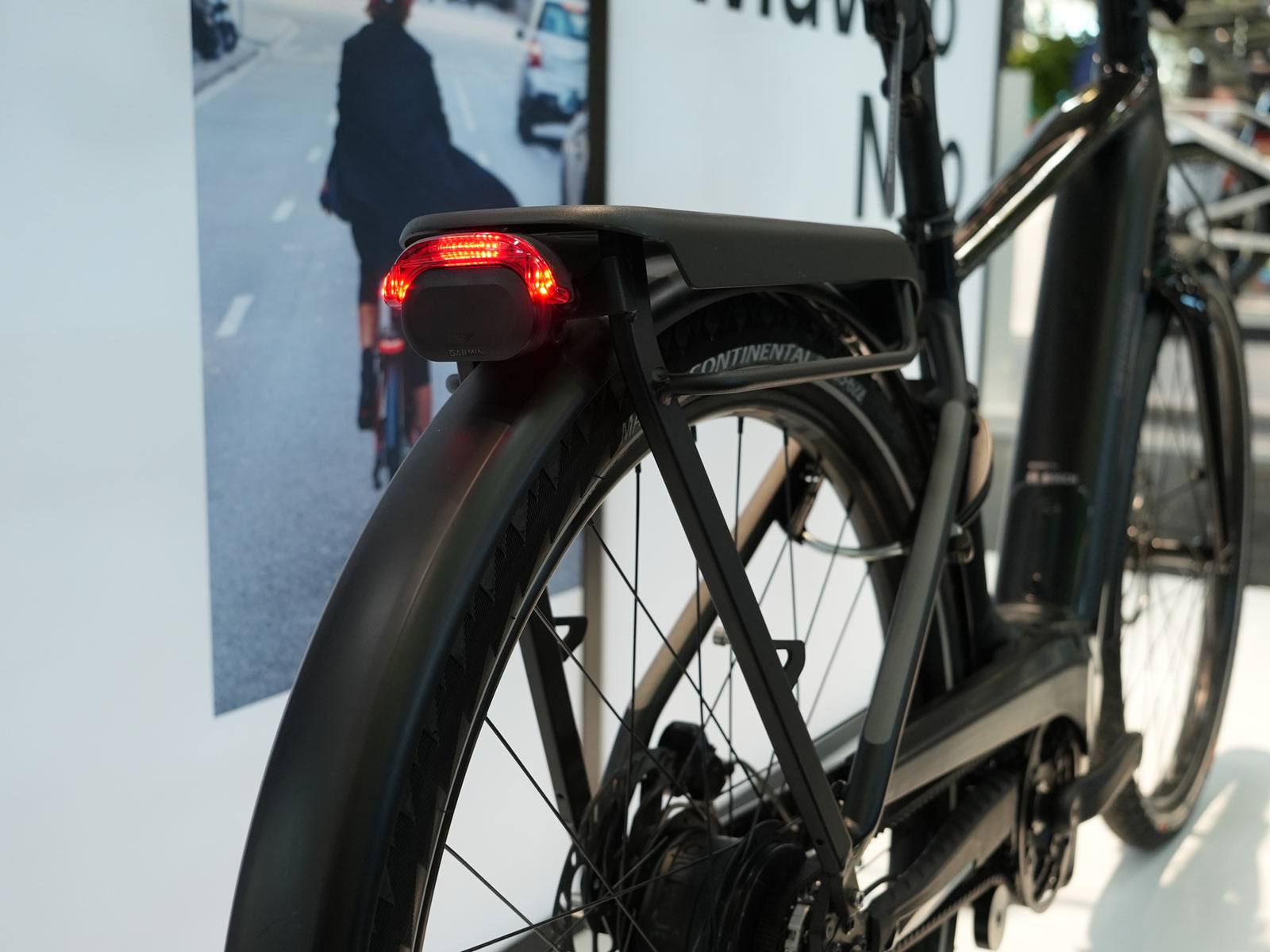2022 Cannondale Movaro Neo commuter ebike garmin radar