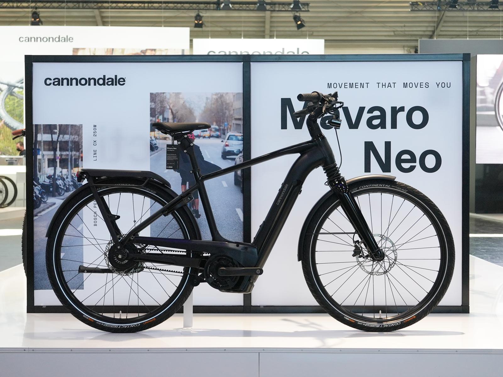 2022 Cannondale Movaro Neo standard frame