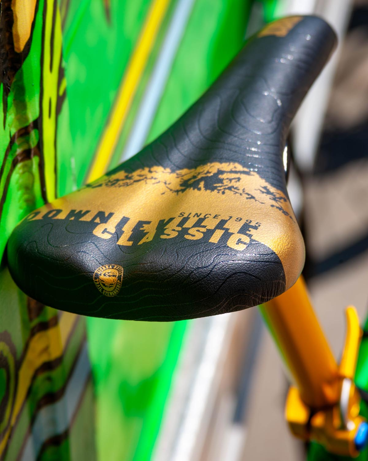 PAUL x Sierra Nevada custom Surly Stragglers with downieville classic seat