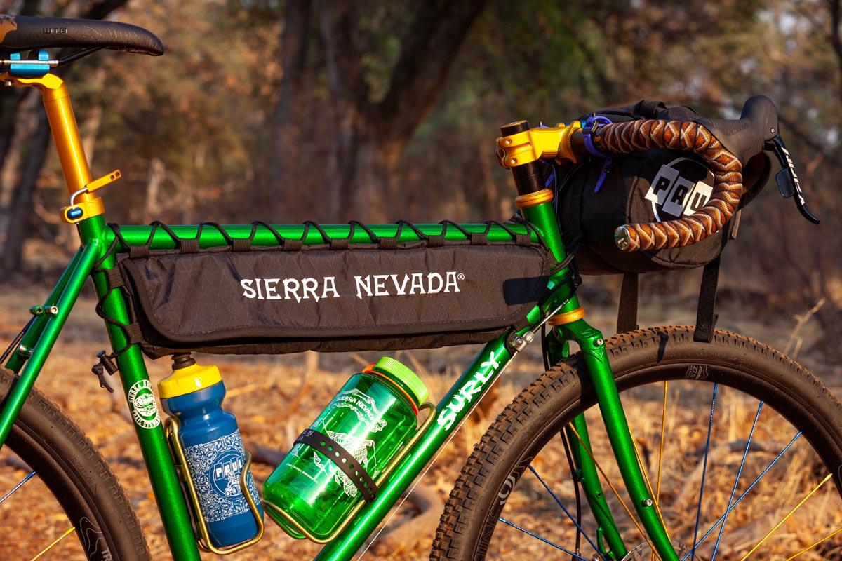 PAUL x Sierra Nevada custom Surly Stragglers