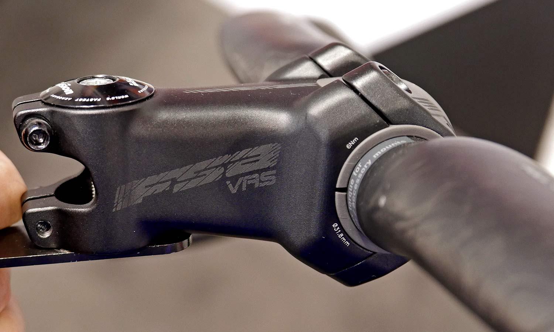 FSA NS VAS Vibration Absorbing Stem for gravel bikes