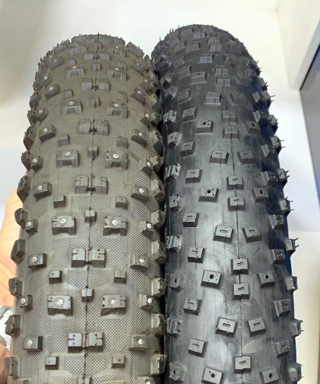 new Vee Snow Ball fat bike tires