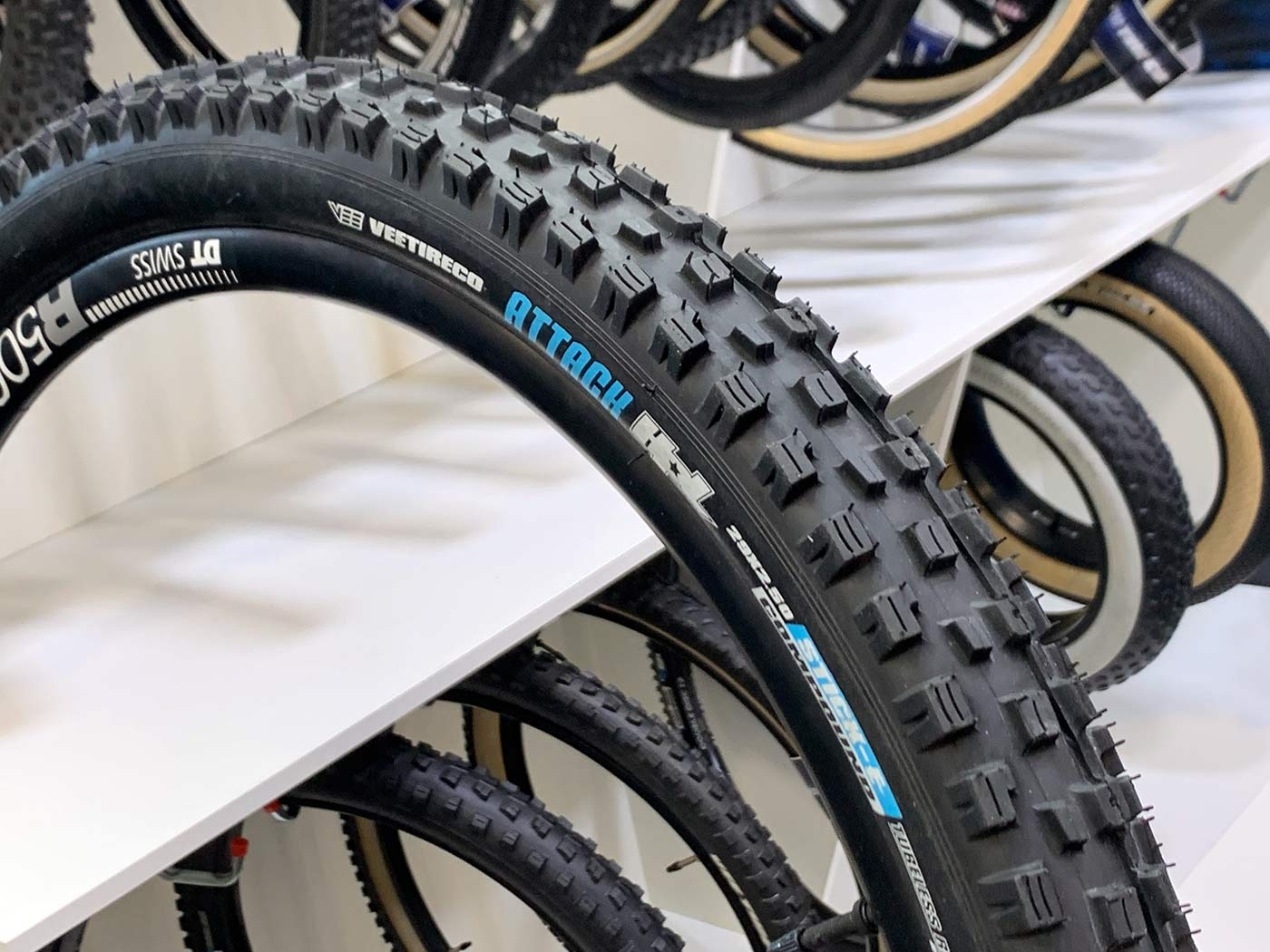 vee tires stickee rubber compound for e-mountain bikes